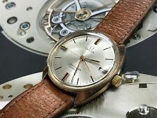 Omega SEAMASTER COSMIC vintage orologio da polso intorno al 1968 Placcato Oro