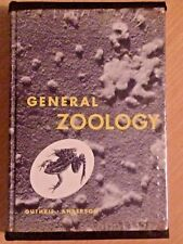 General Zoology Textbook Guthrie & Anderson  1957 Collectible