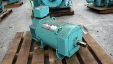 30 HP General Electric DC Electric Motor 1800 RPM Fr 288AT DPFVBB 500 V EOK