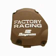 Factory Ignition Cover For 2007 Suzuki RM125 Offroad Motorcycle Boyesen SC-21CM