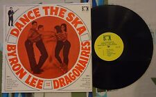 Byron Lee And The Dragonaires LP Dance The Ska 1964 VG++/VG+