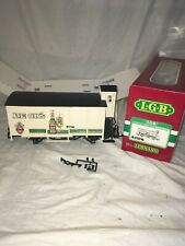 G Scale LGB 4026 Beck's Beer European Freight Car