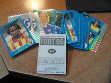 (MC) Original FOOTBALL STICKERS PANINI FOOTBALL FOOT 96 1996 !! NOUVELLE LISTE !