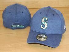 buy popular 54681 493c5 Seattle Mariners MLB Team Pennant 39Thirty Flex Fitted Hat Cap Men s ...