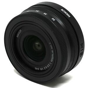 Nikon NIKKOR Z DX 16-50mm f/3.5-6.3 VR - Black - UK NEXT DAY DELIVERY