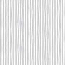 Organic Cotton Flannel 'Cloud 9 - Straws - Grey - Northerly Range' 170gsm
