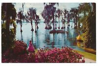 Southern Belles Cypress Gardens Winter Haven Florida Lake Eloise FL Chrome 1965