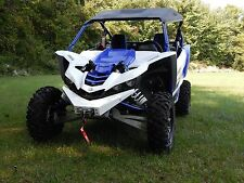 Yamaha YXZ 1000R Front Bumper and Winch Mount