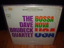 DAVE BRUBECK bossa nova usa ( jazz ) columbia stereo