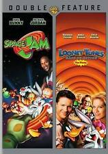 Space Jam/Looney Tunes: Back in Action (DVD, 2016, 2-Disc Set)