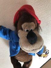 RETIRED Disney Mouseketoys Mini Bean Bag BRER BEAR Song South Beanie Plush NWT