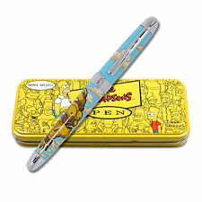 """Archived Simpsons """"Homer Peel"""" Limited Edition Roller Ball Pen NEW"""