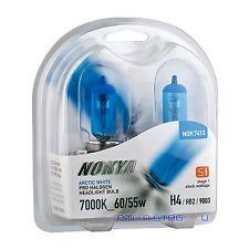 Nokya H4 Arctic White S1 60/55W Pro Halogen Headlight Fog Light Bulb NOK7413