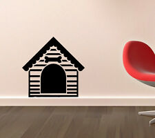 Vinyl Wall Decal Doghouse Pet Shop Grooming  Animals Stickers Murals Art (ig946)