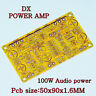 DX Amp 100W Mono Audio Power Amplifier PCB Board Supper than TDA7293 LM3886