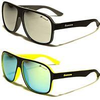 New Sunglasses Ladies Mens Black Designer Big Retro Aviator Large Retro Sport