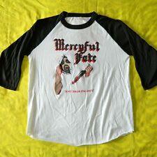 VTG MERCYFUL FATE 1984 DON'T BREAK THE OATH TOUR JERSEY XL T-SHIRT ORIGINAL TOUR