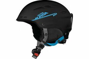 Alpina Helmet Biom Protection Safety Adjustable Light Snow Winter Sports Ski Sno