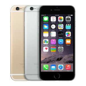 Apple iPhone 6 64GB Factory Unlocked GSM + CDMA Verizon Smartphone LTE