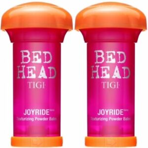 2 PACK!! TIGI BED HEAD JOYRIDE TEXURIZING LIFT VOLUME POWDER BALM 1.96 OZ VOLUME