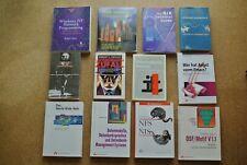 12 Addison Wesley IT-Bücher: Informationstheorie, Web Security, Emacs, WWW ...