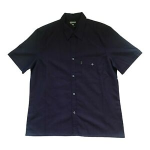 Paul Smith Jeans Purple Short Sleeve Shirt XL