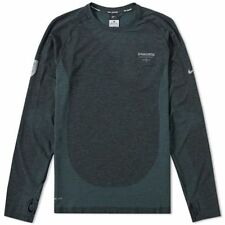 Nike NikeLab x Undercover Gyakusou Long Sleeve Dri-Fit Knit Tee Sz L 728874-074