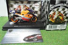 MOTO HONDA NSR 500 REPSOL TADY OKADA 1999 au 1/24 TWO WHEELS TWR036 Vitesse