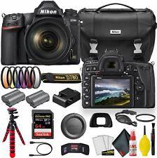 Nikon D780 24.5 MP Full Frame DSLR Camera with 24-120mm Lens (1619) - Bundle - +