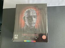 Hellraiser Scarlet Edition. New And Sealed (Rare)
