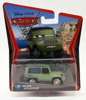 Mattel Disney Pixar Cars 2 Diecast V2812 - Miles Axlerod