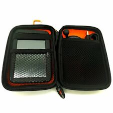 SAT NAV Carry Case TomTom 4 & 5 Inch Start Go Via Rider Car Bike GPS