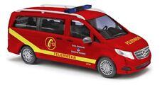 BUSCH HO 51169 Mercedes-V-Klasse-Feuerwehr Karlstein #NEU in OVP#
