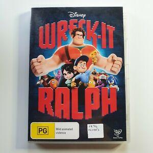 Wreck-It Ralph | Disney | DVD | Family/Comedy | Sarah Silverman, John C. Reilly
