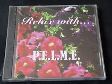 P.E.L.M.E. - Relax With (SEALED NEW CD 1996)