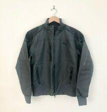 NWOT PUMA Men's Dark Gray Heavy Duty Jacket/Motorcycle Jacket in Size S