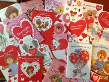 Suzy's Zoo Valentine's Cards: die cut and glitter cards