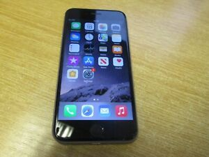 Apple iPhone 6S - 32GB (Unlocked) - Space Grey - Cracked Read Description - D400