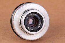 Soviet KGB Lens Industar 30mm f/5.6 mount 35 Camera Yolka Russian Vintage