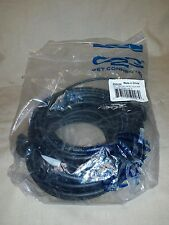 C2G/Cables To Go 50228 Select VGA + 3.5mm Stereo Audio A/V Cable 25 ft CMG-Rated