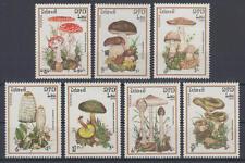 Laos (Postes Lao) - Michel-Nr. 828-834 postfrisch/** (Pilze / Mushrooms)