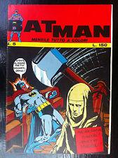 BATMAN WILLIAMS n. 5 - Mensile 1° Serie 1971 , Originale - Ottimo !!!
