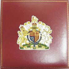 UK British Britain English Royal England Jewelry Badge Medal Coin Box Case £ EU
