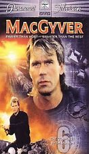 MacGyver: The Complete Sixth Season [New Dvd] Boxed Set, Full Frame, S