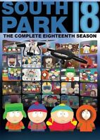 South Park: The Complete Eighteenth Season [New DVD] 2 Pack, Ac-3/Dolby Digita