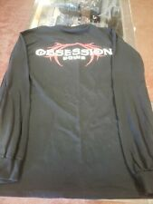 Obsession Bow long sleeve shirt medium