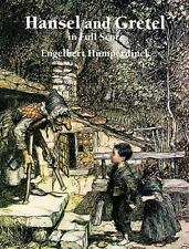 HANSEL AND GRETEL - ENGELBERT HUMPERDINCK (PAPERBACK) NEW
