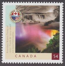 Canada 2009 # 2332 Boundary Waters Treaty - MNH
