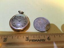 Elgin 1918 model 2 grade 431 antique pocketwatch 10k B&B royal gold case works