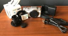 PANASONIC LUMIX DMC-GF7 CAMERA +25mm lens ONLY 500 SHUTTER COUNT MUST SELL!